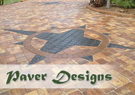 Gallery of beuatiful Paver Designs